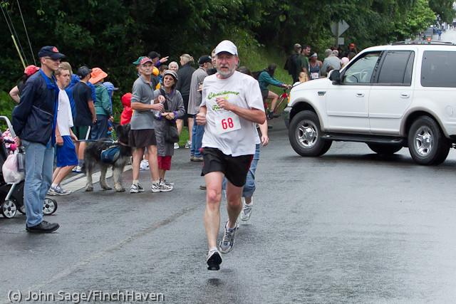 6798 Bill Burby 5-10K race 2011