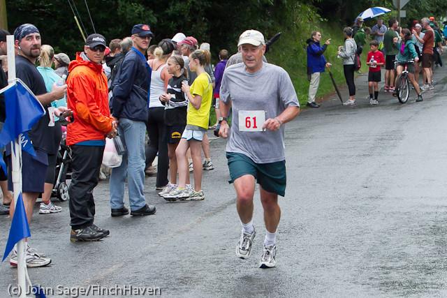 6818 Bill Burby 5-10K race 2011