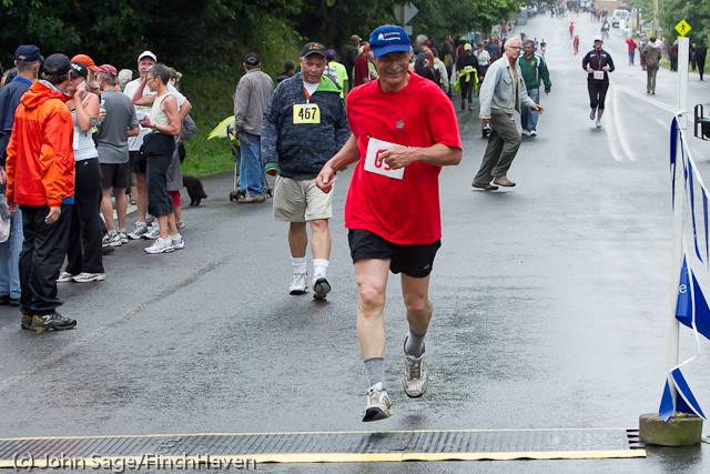 6842 Bill Burby 5-10K race 2011
