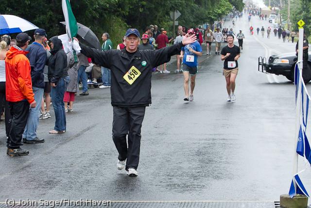 6847 Bill Burby 5-10K race 2011