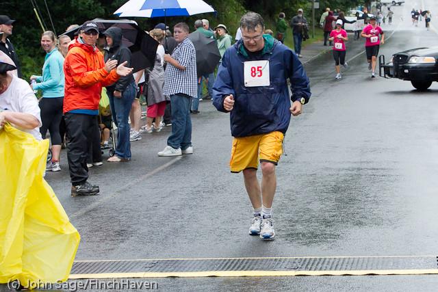 6861 Bill Burby 5-10K race 2011