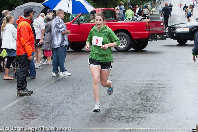 6864 Bill Burby 5-10K race 2011