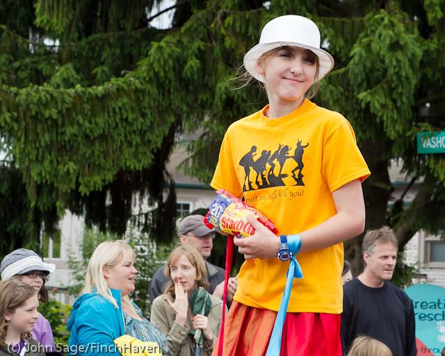 6931 Strawberry Festival Kids Parade 2011