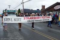 6978 Strawberry Festival Grand Parade 2011