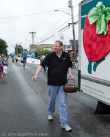 6986 Strawberry Festival Grand Parade 2011