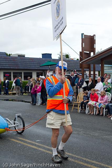 6989 Strawberry Festival Grand Parade 2011