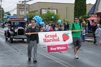 6997 Strawberry Festival Grand Parade 2011
