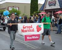 6998 Strawberry Festival Grand Parade 2011