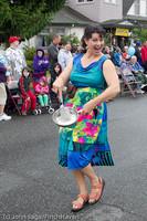 7019 Strawberry Festival Grand Parade 2011
