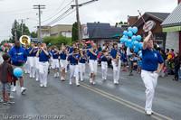 7038 Strawberry Festival Grand Parade 2011