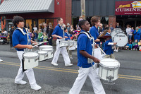 7050 Strawberry Festival Grand Parade 2011