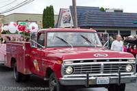 7051 Strawberry Festival Grand Parade 2011