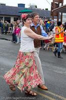 7077 Strawberry Festival Grand Parade 2011