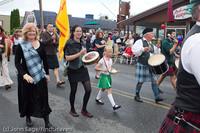 7102 Strawberry Festival Grand Parade 2011