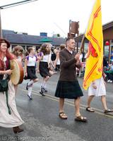 7105 Strawberry Festival Grand Parade 2011