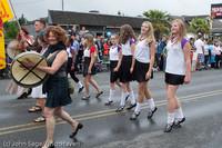 7111 Strawberry Festival Grand Parade 2011