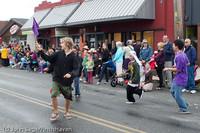 7134 Strawberry Festival Grand Parade 2011