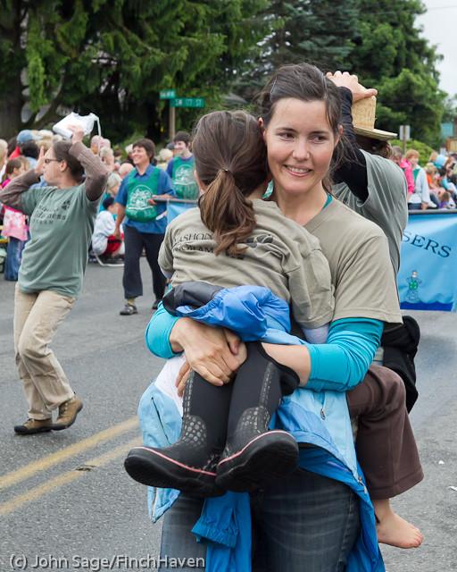 7157 Strawberry Festival Grand Parade 2011