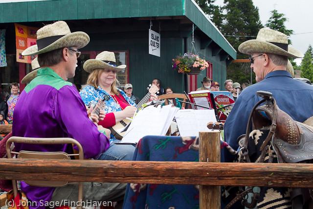 7182 Strawberry Festival Grand Parade 2011