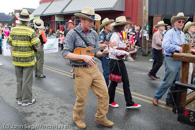 7202 Strawberry Festival Grand Parade 2011