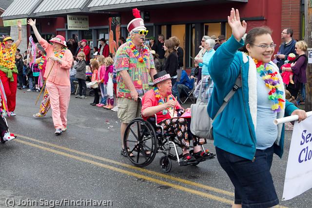 7206 Strawberry Festival Grand Parade 2011