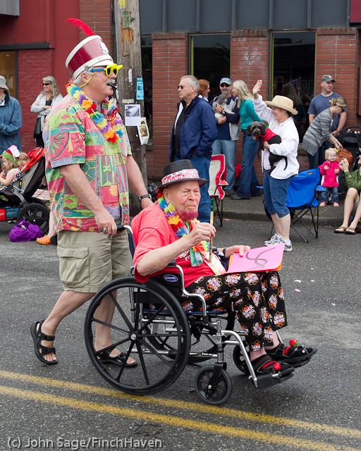 7208 Strawberry Festival Grand Parade 2011
