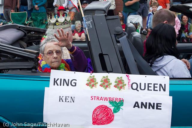 7225 Strawberry Festival Grand Parade 2011