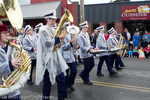 7283 Strawberry Festival Grand Parade 2011