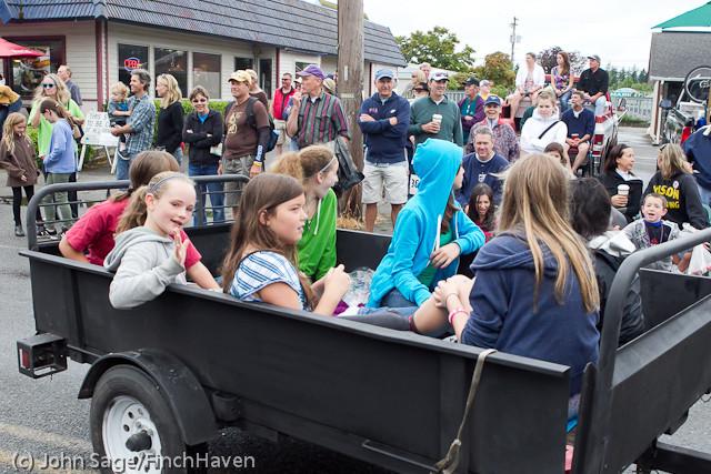 7334 Strawberry Festival Grand Parade 2011