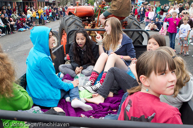 7337 Strawberry Festival Grand Parade 2011