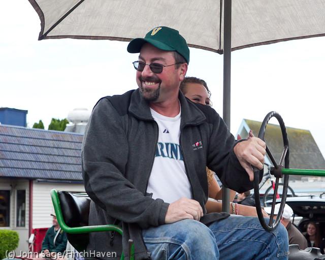 7364 Strawberry Festival Grand Parade 2011