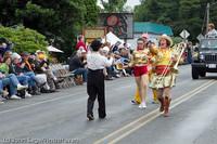 7382 Strawberry Festival Grand Parade 2011