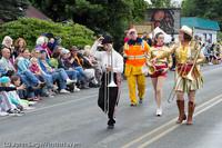 7384 Strawberry Festival Grand Parade 2011