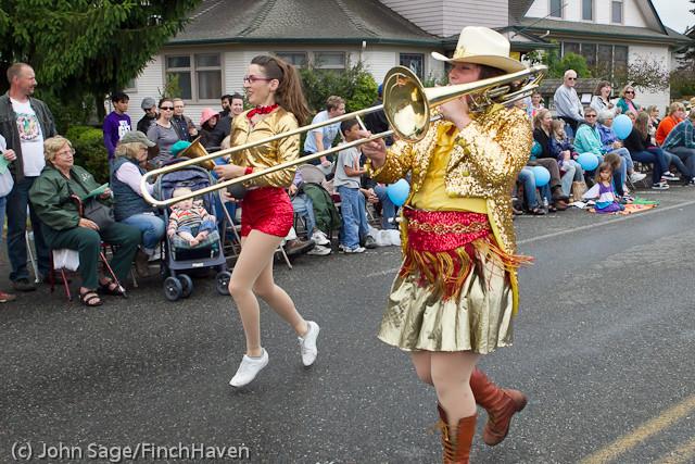 7388 Strawberry Festival Grand Parade 2011
