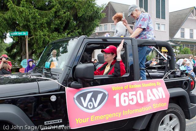 7397 Strawberry Festival Grand Parade 2011