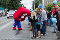 7399 Strawberry Festival Grand Parade 2011