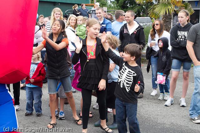 7414 Strawberry Festival Grand Parade 2011