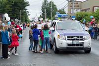 7418 Strawberry Festival Grand Parade 2011