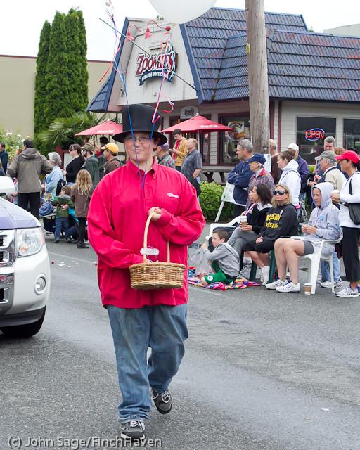 7423 Strawberry Festival Grand Parade 2011