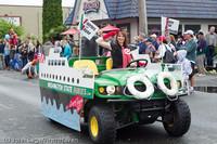 7433 Strawberry Festival Grand Parade 2011
