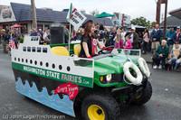 7435 Strawberry Festival Grand Parade 2011