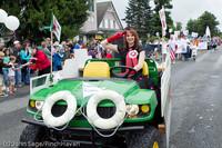 7437 Strawberry Festival Grand Parade 2011