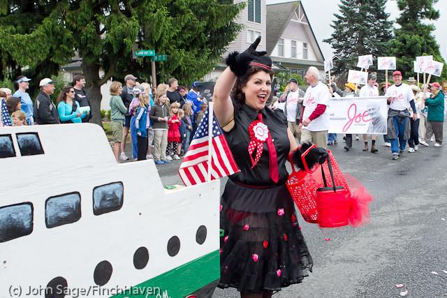 7441 Strawberry Festival Grand Parade 2011