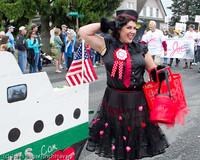 7442 Strawberry Festival Grand Parade 2011