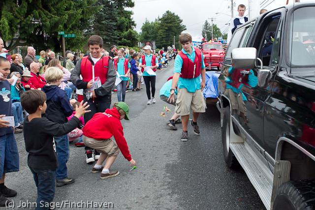 7461 Strawberry Festival Grand Parade 2011