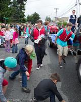 7463 Strawberry Festival Grand Parade 2011