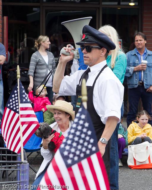 7520 Strawberry Festival Grand Parade 2011