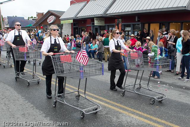 7521 Strawberry Festival Grand Parade 2011
