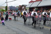 7525 Strawberry Festival Grand Parade 2011