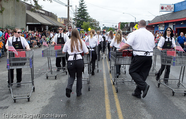 7528 Strawberry Festival Grand Parade 2011